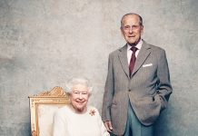 The royal couple released new portraits to celebrate their anniversary Photo (C) GETTY IMAGES