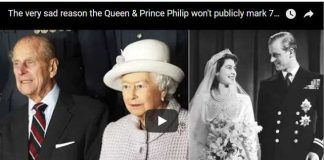 The very sad reason the Queen & Prince Philip won't publicly mark 70th wedding anniversary