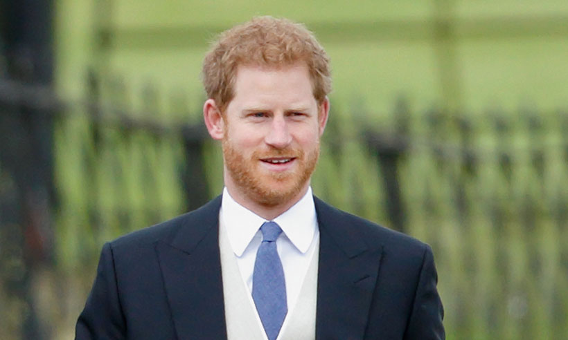 Will Prince Harry wear a uniform or a suit on his wedding day Photo (C) GETTY