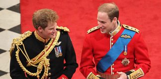 Will the royal wear a uniform or a suit Photo C GETTY