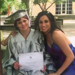 shows Samanthas graduation in 2008