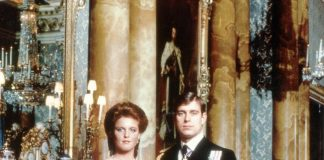 1986 Prince Andrew and Sarah Fergusons engagement photo was typical of the era it was shot in