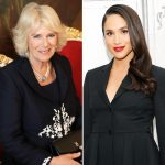 2 Camilla Duchess of Cornwall and Meghan Markle Photo C GETTY