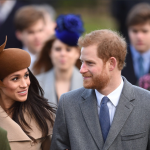 2 Merry Christmas The Duke and Duchess of Cambridge Prince Harry and Ms. Meghan Markle have joined members of the Royal Family for the Morning Service on Christmas Day in Sandringham