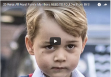 20 Rules All Royal Family Members NEED TO FOLLOW From Birth