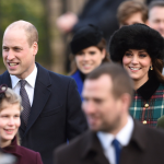 3 Merry Christmas The Duke and Duchess of Cambridge Prince Harry and Ms. Meghan Markle have joined members of the Royal Family for the Morning Service on Christmas Day in Sandringham