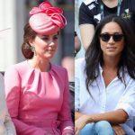 4 Camilla Duchess of Cornwall and Meghan Markle Photo C GETTY
