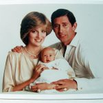 A Christmas card signed by the Prince and Princess of Wales which forms part of a collection of cards signed by the Royal Family that went under the hammer for £5500 Photo C AP