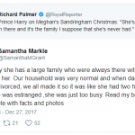 Actually she has a large family who were always there with her and for her Photo C TWITTER