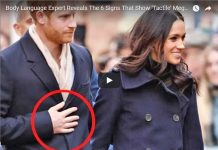 Body Language Expert Reveals The 6 Signs That Show 'Tactile' Meghan And Harry