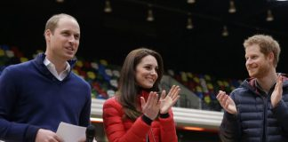 CLAP One of William's events was for Heads Together with the Duchess of Cambridge and HarrCLAP One of William's events was for Heads Together with the Duchess of Cambridge and Harry Photo (C) PAy Photo (C) PA