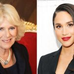 Camilla Duchess of Cornwall and Meghan Markle Photo C GETTY