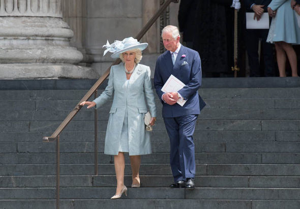 Camilla could one day become Queen Photo (C) GETTY