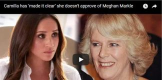 Camilla has 'made it clear' she doesnt approve of Meghan Markle