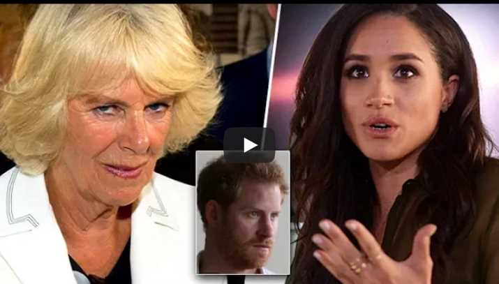 Camilla warns Meghan Markle off marrying Prince Harry