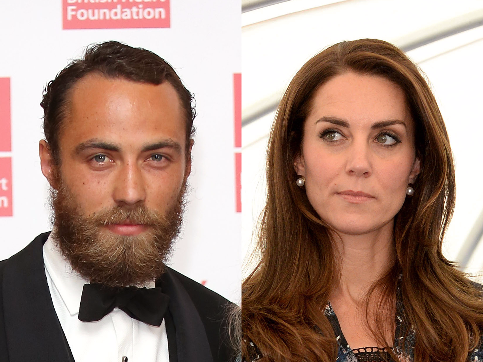 Catherine Duchess of Cambridge and James Middleton PhotoCatherine Duchess of Cambridge and James Middleton Photo (C) GETTY (C) GETTY