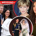 DIANA CHATS WITH MEGHAN Read what the Princess had to say about Harrys fiancee Photo C GETTY