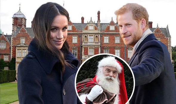 Darren McGrady has detailed the schedule of the Royals' Christmas Photo (C) GETTY