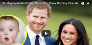 Did Meghan Markle's Fertility Doctor Just Reveal Her Baby Plans With Prince Harry