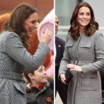 Duchess of Cambridge meets well wishers as she arrives for the Childrens Global Media Summit Photo C PA