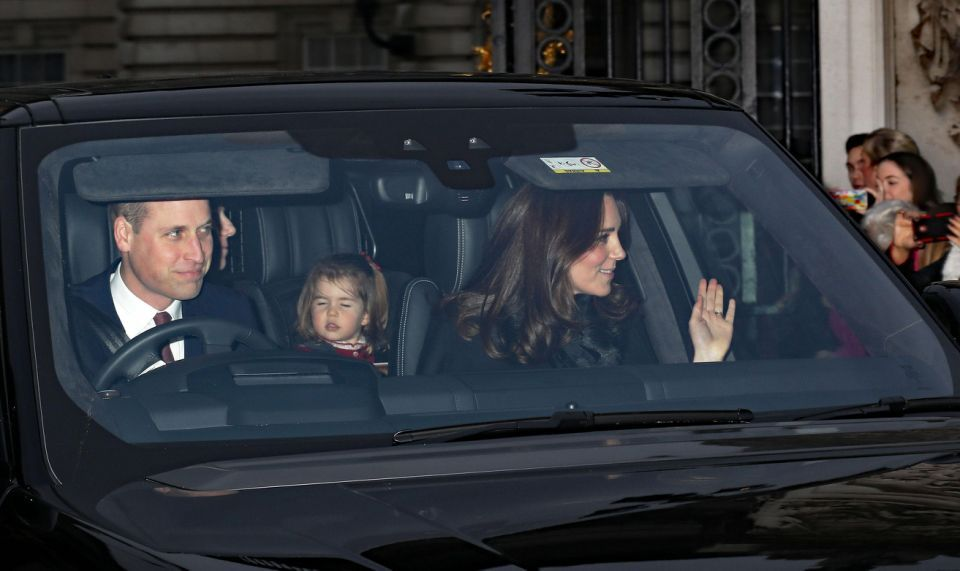 Princess Beatrice going to attend Christmas Party at Buckingham Palace Photo C GETTY IMAGES