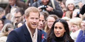 Harry (pictured with Meghan on Friday) is yet to meet Meghan's father but she says that the pair have spokeHarry (pictured with Meghan on Friday) is yet to meet Meghan's father but she says that the pair have spoken on the phonen on the phone