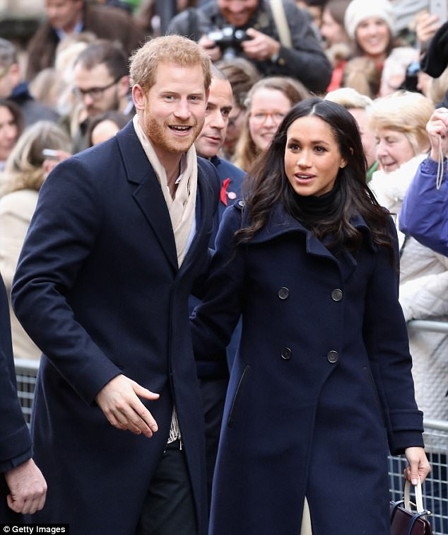 eghans uncle Michael has confirmed that her father Thomas Markle pictured with his daughter will walk her down the aisle when she married Prince Harry next May