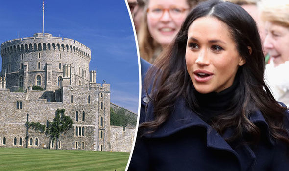 Hotels in Windsor soared as high as £629 a night after Prince Harry and Meghan announced their news Photo (C) GETTY