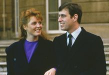 How did Prince Andrew and Sarah Ferguson meet The couple announced their engagement in 1986 Photo (C) GETTY
