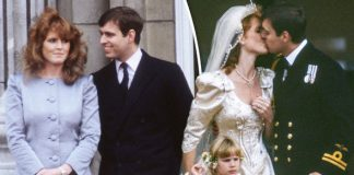 How did Prince Andrew and Sarah Ferguson meet The couple were introduced by Princess Diana Photo C GETTY