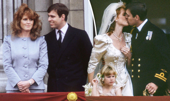 How did Prince Andrew and Sarah Ferguson meet The couple were introduced by Princess Diana Photo (C) GETTY