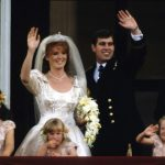 How did Prince Andrew and Sarah Ferguson meet Their wedding was watched by thousands Photo C GETTY IMAGES
