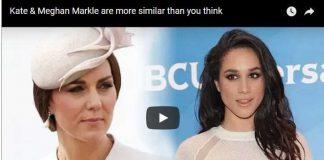 Kate & Meghan Markle are more similar tKate & Meghan Markle are more similar than you thinkhan you think