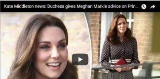 Kate Middleton news Duchess gives Meghan Markle advice on Prince Harry
