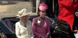 Kate follows in Princess Dianas footsteps