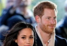 LOVED UP Prince Harry and Meghan Markle will marry next year Photo (C) GETTY
