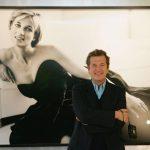 Mario Testino and Princess Diana Photo C GETTY
