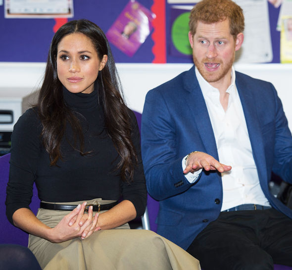 Meghan Markle Prince Harry, 33, and Meghan Markle, 36, are happily engaged Photo (C) GETTY