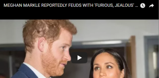 Meghan Markle Reportedly Feuds With 'furious, Jealous' Camilla P. Bowles to Be Prince Harry's Wife