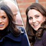 Meghan Markle and Catherine Duchess of Cambridge Photo C GETTY