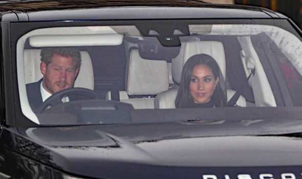 Meghan Markle and Prince Harry are to marry next spring Photo (C) PA