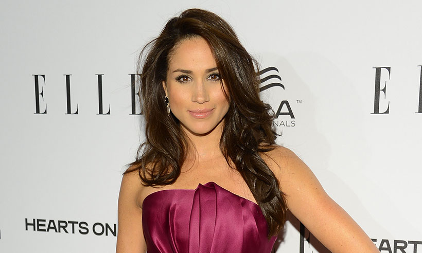 Meghan Markle constantly told she 'wasn't pretty enough' to break Hollywood Photo (C)GETTY
