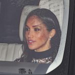 Meghan Markle looked gorgeous for the Queens Christmas lunch Photo C PA 1