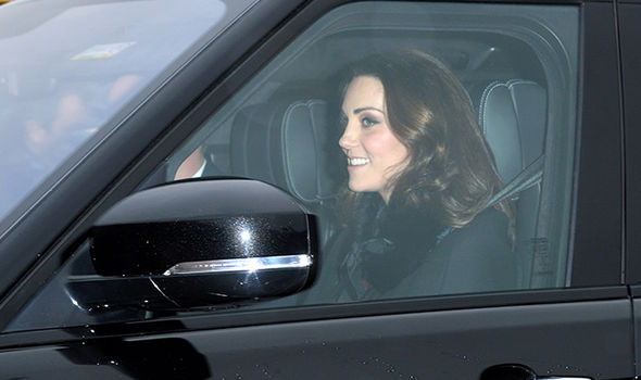 Ms James said the Duchess was moving out of the ''royal newbie' category' Photo (C) GETT