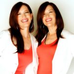 PSYCHIC TWINS Linda and Terry Jamison say they are possessed by ghosts who can see the future Photo C BEN ROTHSTIN
