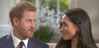 Prince Harry and Meghan Markle The pair announced they will be tying the knot in May 2018 at St. George's Chapel. You can expect it to be a huge family affair Photo C TWITTER KENSINGTON