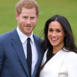 Prince Harry and Meghan Markle announced their engagement last month Photo C GETTY