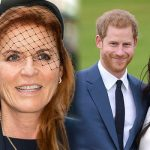 Prince Harry and Meghan Markle wedding Will Sarah Ferguson be invited Photo C GETTY