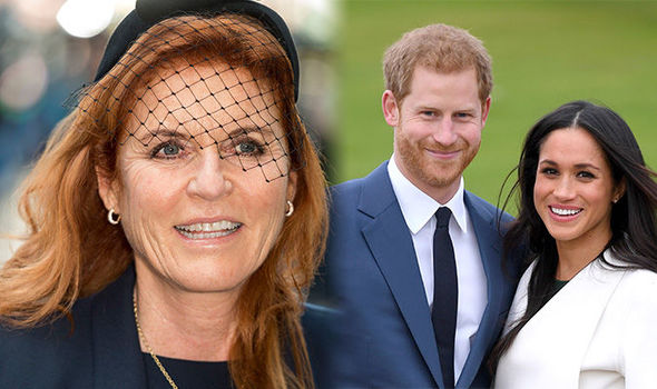 Prince Harry and Meghan Markle wedding Will Sarah Ferguson be invited Photo (C) GETTY