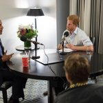 Prince Harry interviews Barack Obama on the Today programme Photo C GETTY